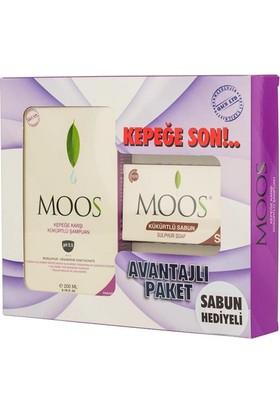 Moos Kepeğe Karşı Şampuan Avantajlı Paket