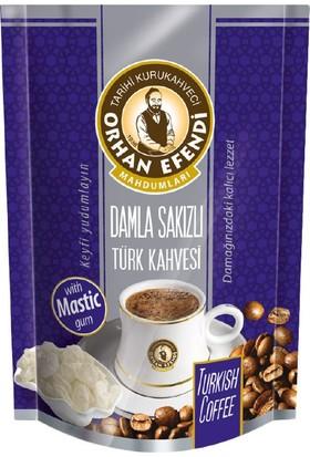 Altıncezve Orhan Efendi Damla Sakızlı Türk Kahvesi - 100 Gr