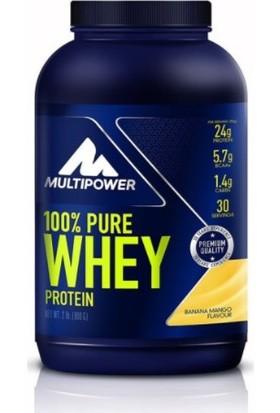 Multipower %100 Whey Protein 900 Gr Banana Mango Aromalı + Shaker