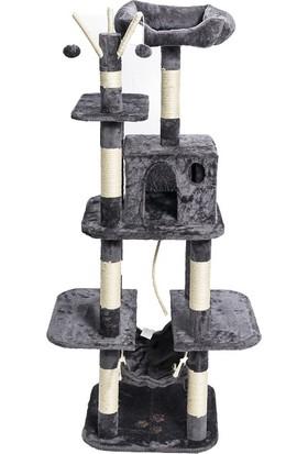 TecTake Kedi Tırmalama Tırmmanma Platformu Special XXL