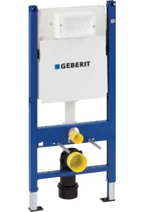 Geberit Duofix Basic Delta Gömme Rezervuar 12 Cm