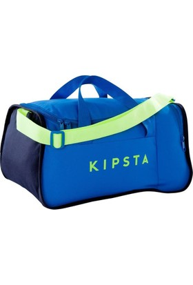 Kipsta Kıpocket Takım Sporları Çantası - 20 L - Mavi / Sarı Kıpsta