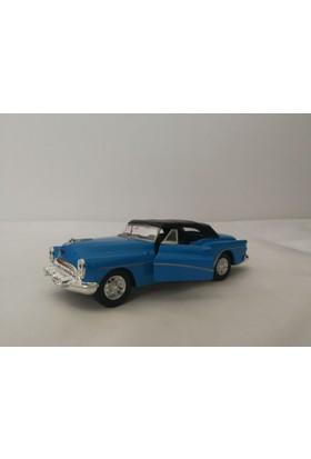 Welly Buick Skylark Metal Model Araba 1953