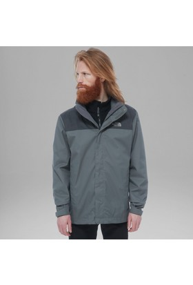 The North Face - Evolve II Triclimate Erkek Mont Gri