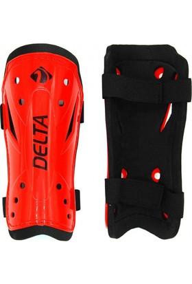 Delta Çift Cırtlı Deluxe Kırmızı Tekmelik - DST 4173