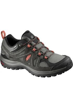 Salomon Gri Kadın Trekking Ayakkabısı L40002100