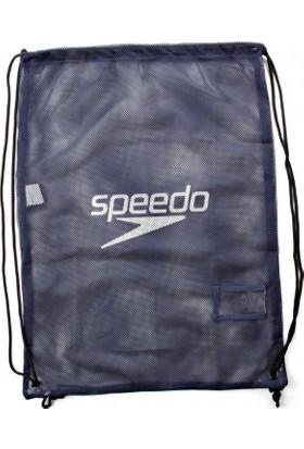 Speedo 8-74070002 Equip Mesh Bag Xu Navy Erkek Torba Çanta