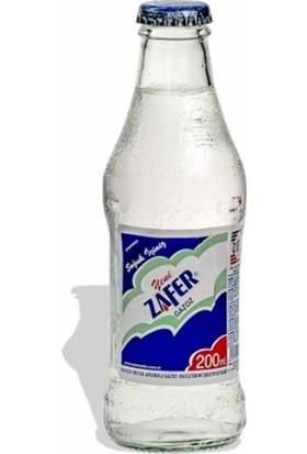 Yeni Zafer Sade Gazoz 200 ml Cam 24 Adet