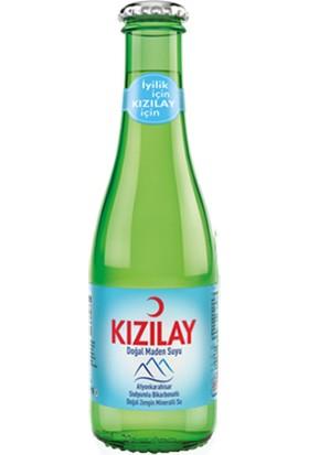 Kızılay Sade Soda 200 ml Cam 24 Adet