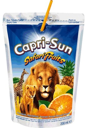 Capri Sun Safari 20 Adet