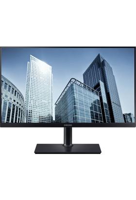 "Samsung LS24H850 23.8"" 5ms (Display+HDMI) QHD PLS Monitör"
