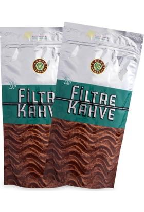 Kahve Dünyası Filtre Kahve 250 gr 2'li Deneme Paketi