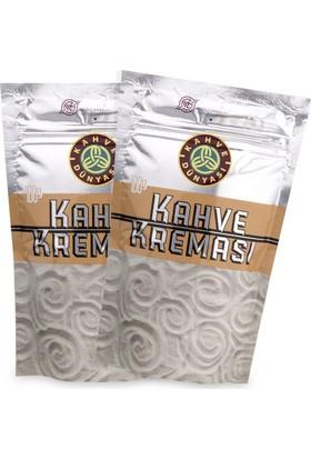 Kahve Dünyası 100 gr Kahve Kreması 2'li Paket