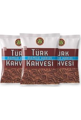 Kahve Dünyası Damla Sakızlı Türk Kahvesi 100 gr 3'lü Paket