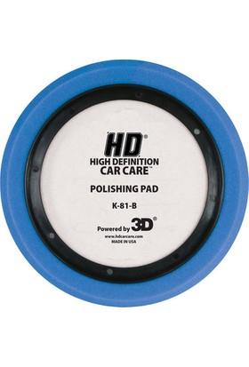 3D HD Hare Giderici ve Bitirici Cila Süngeri 180 mm. K81B