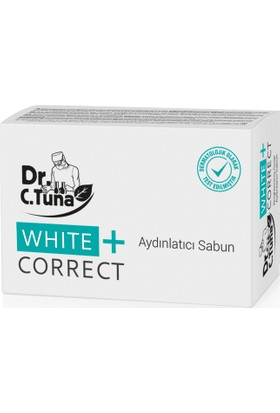Farmasi Dr. C.Tuna White Correct Aydınlatıcı Sabun 100 Gr
