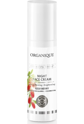 Organique Anti Ageing Teraphy Gece Kremi - 50 Ml