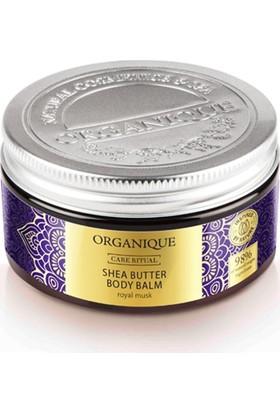Organique Shea Butter Balm Royal Musk - 100 Ml - Gold Line