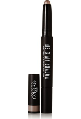 Eyeko London Me & My Shadow Waterproof Shadow Liner, Suya Dayanıklı Göz Farı Charcoal