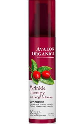 Avalon Organics Wrinkle Therapy Gündüz Kremi 50GR