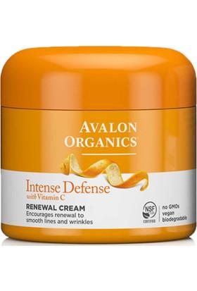 Avalon Organics Intense Defense Yenileyici Krem 57GR