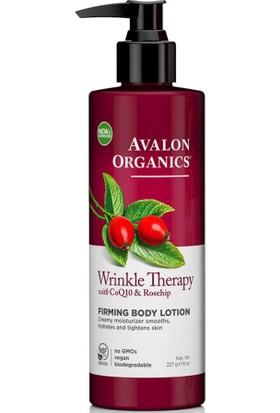 Avalon Organics Wrinkle Therapy Sıkılaştırıcı Vücut Losyonu 227GR