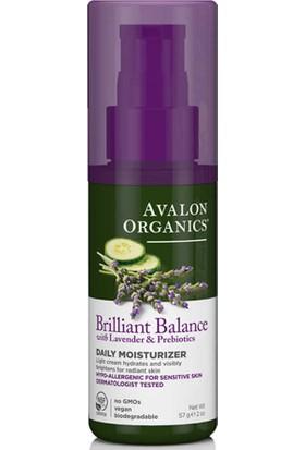 Avalon Organics Brilliant Balance Günlük Nemlendirici 57GR