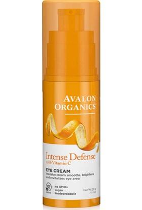 Avalon Organics Intense Defense Göz Kremi 29GR