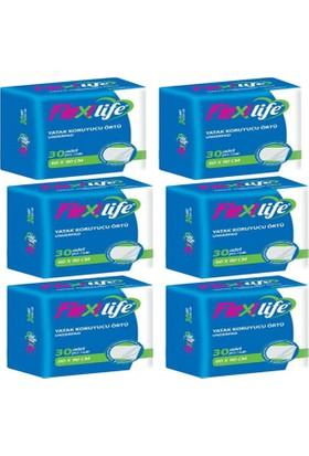Flexilife 60X90 Cm Yatak Koruyucu Örtü 30X6 180 Adet