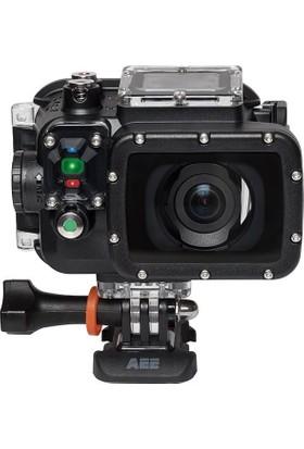 AEE S71T Plus 4K Wifi Dokunmatik Çıkarılabilir Ekran Aksiyon Kamera