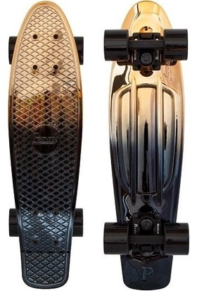 "Penny Board The Original Black Gold Fade 22"" Kaykay"