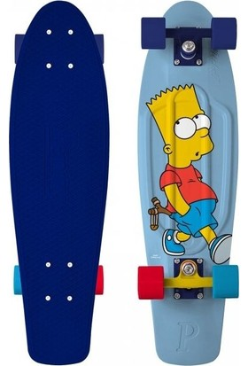 "Penny Board The Original Simpsons Bart 27"" Kaykay"