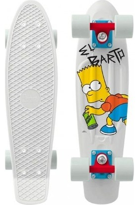 "Penny Board The Original Simpsons El Barto 22"" Kaykay"