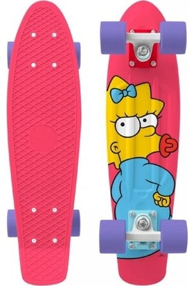 "Penny Board The Original Simpsons Maggie 22"" Kaykay"