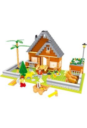 Bricks 372 Parça Çiftlik Seti