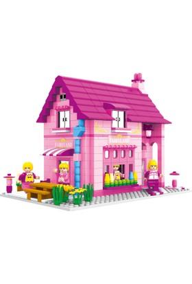 Bricks 523 Parça Peri Seti