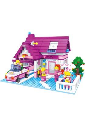 Bricks 622 Parça Peri Seti