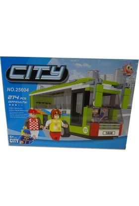 Bricks 274 Parça City Seti