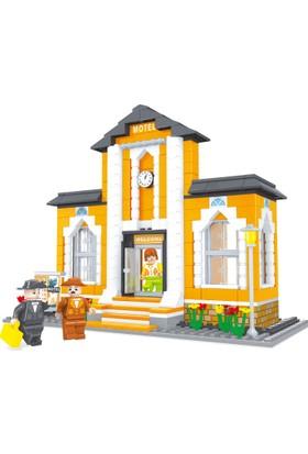 Bricks 546 Parça City Seti