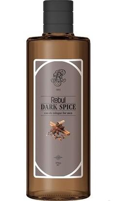 Rebul Dark Spice For Men Kolonya 270 Ml
