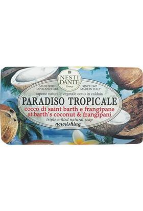 Nesti Dante Paradiso Tropicale Cocco di Saint Barth e Frangipane 250 g