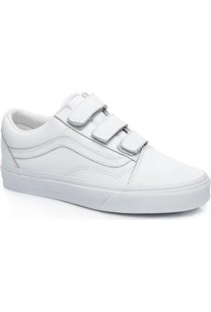Vans Ua Old Skool Unisex Beyaz Sneaker Ayakkabı VA3D29OP0