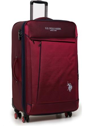 U.S. Polo Assn. Unisex Y8Plvlz7599A Valiz Kırmızı