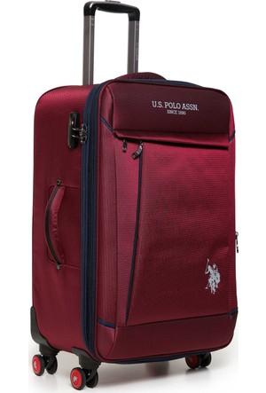 U.S. Polo Assn. Unisex Y8Plvlz7599B Valiz Kırmızı