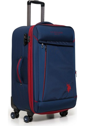 U.S. Polo Assn. Unisex Y8Plvlz7600B Valiz Lacivert