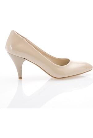 Y-London Kadın Stiletto Ayakkabı 569-8-1111-011Bl19