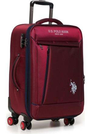 U.S. Polo Assn. Unisex Y8Plvlz7599C Valiz Kırmızı
