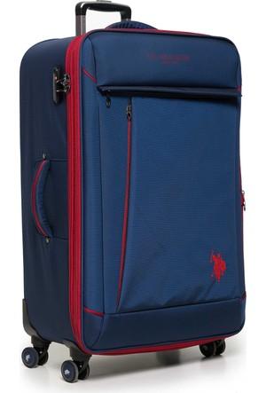 U.S. Polo Assn. Unisex Y8Plvlz7600A Valiz Lacivert