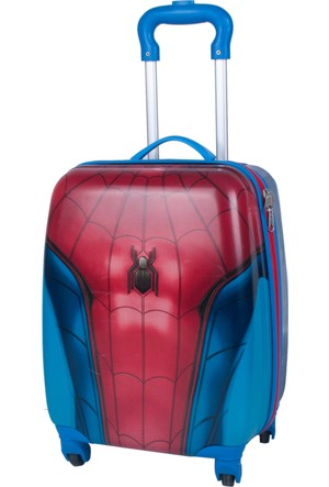 Hakan Çanta Spider-Man Lisanslı Çocuk Valiz Hkn89146