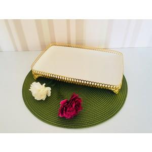 d-sign home gold lux ordövr sunum tabağı
